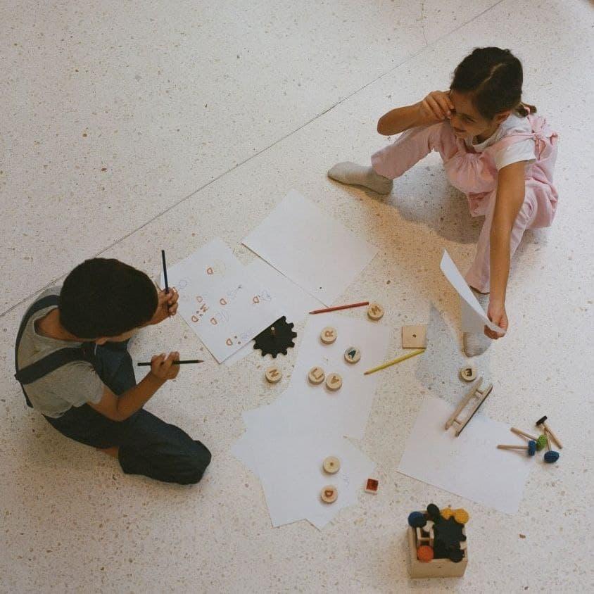 Andramolje, edukativne igracke